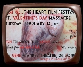 Secrets of the Heart at Gene Frankel